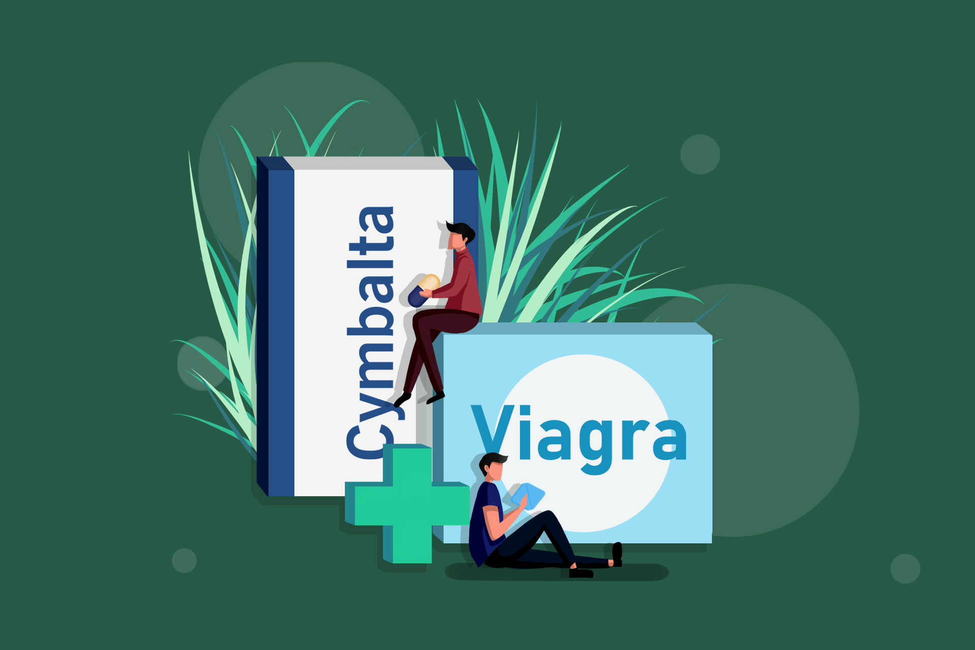 Cymbalta and Viagra