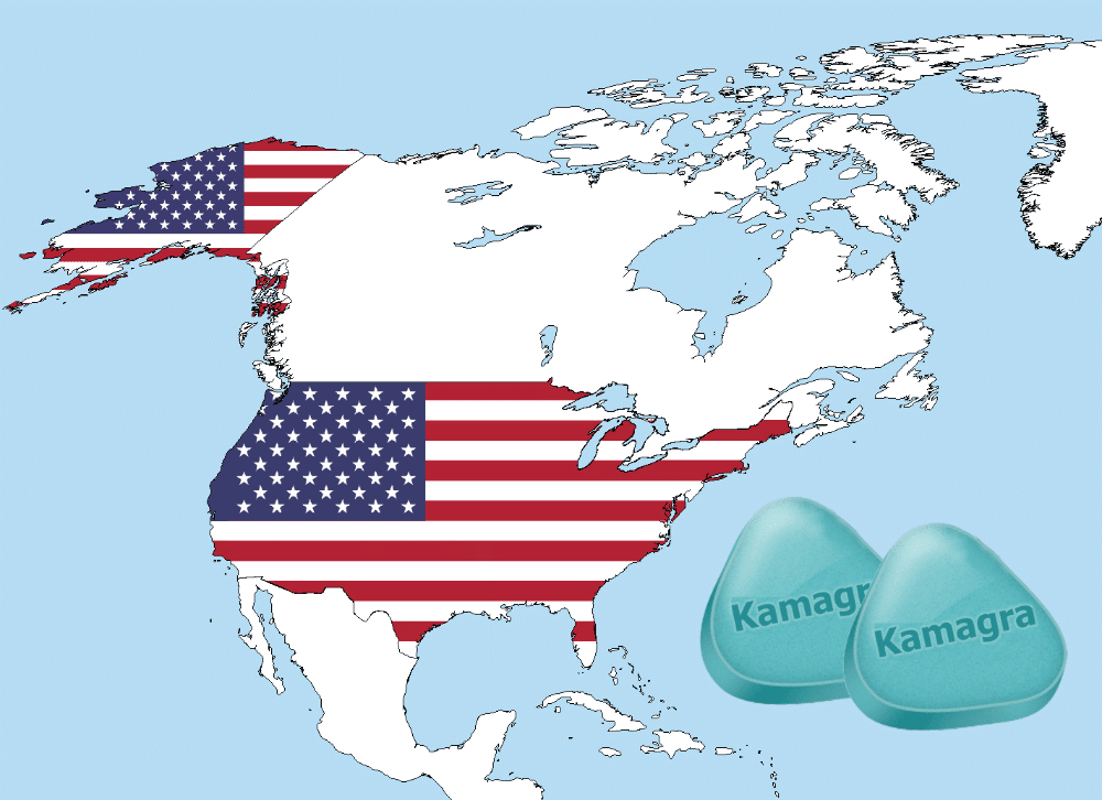 Kamagra in the USA