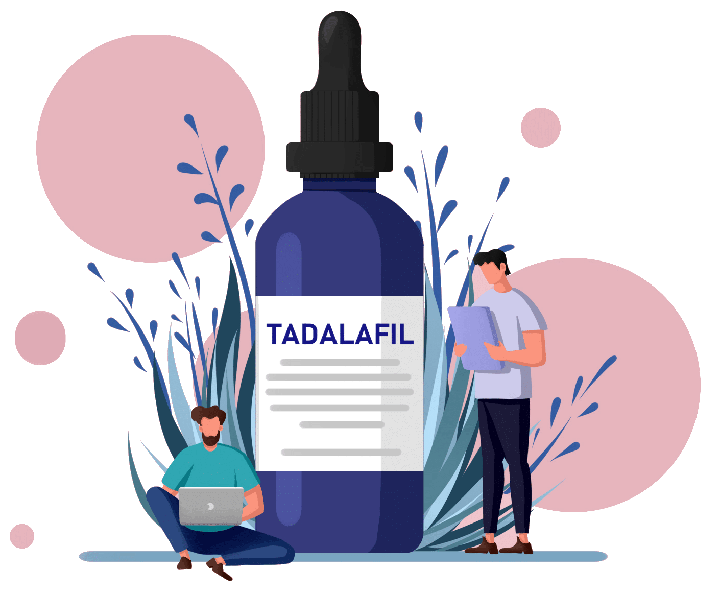 Liquid Tadalafil