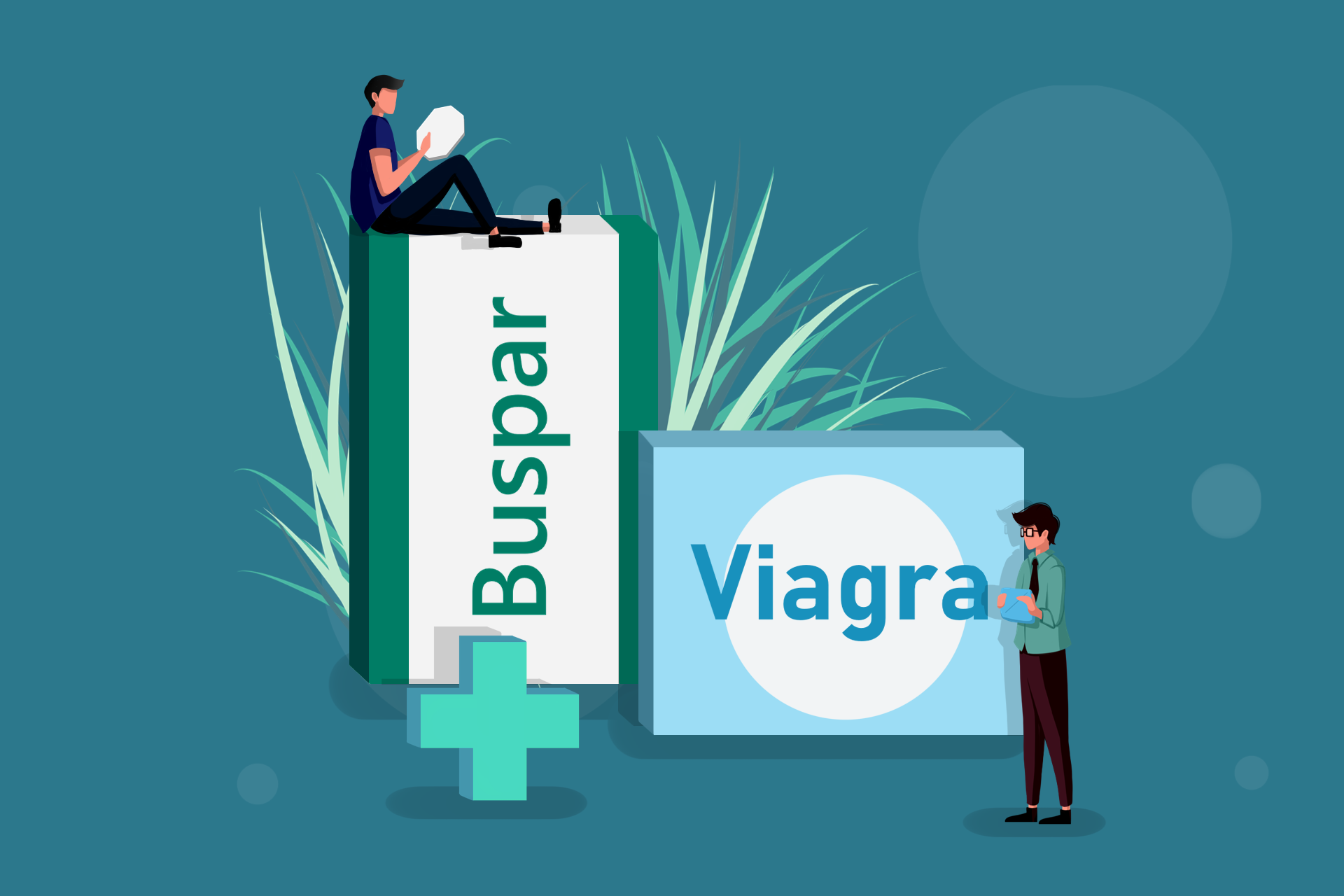 Buspar and Viagra