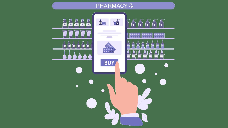 Order at Online Pharmacy