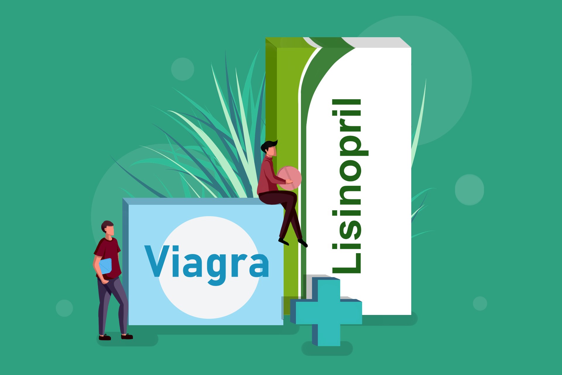 Viagra and Lisinopril