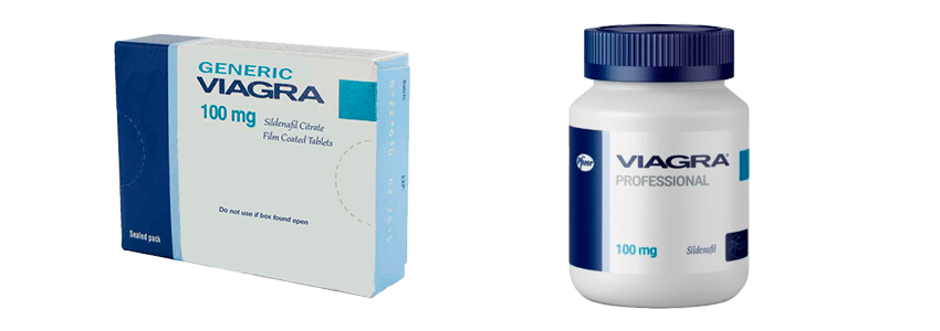 Viagra and Viagra Professional