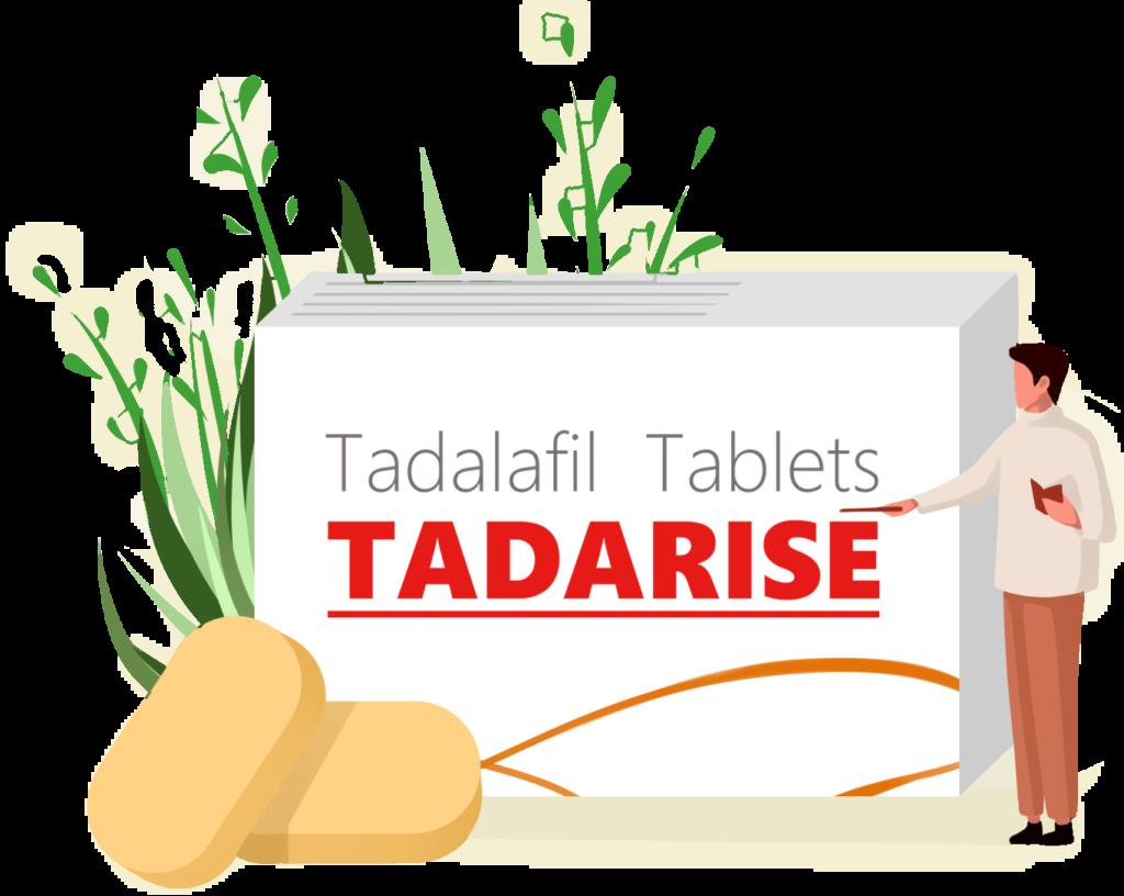 Guide to Tadarise Pills