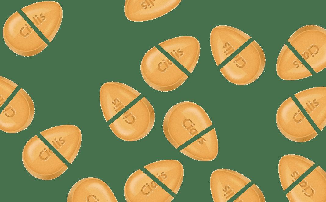 Cut Cialis Tablets in Half